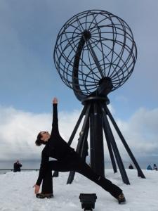 Rachel in Norway