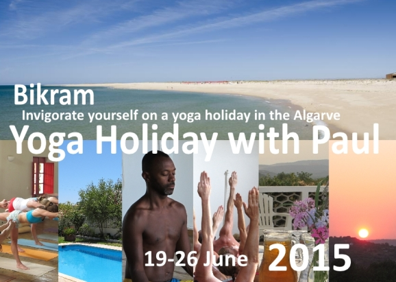 Bikram Yoga Holiday with Paul 2015_