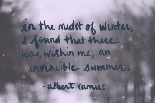 camus winter