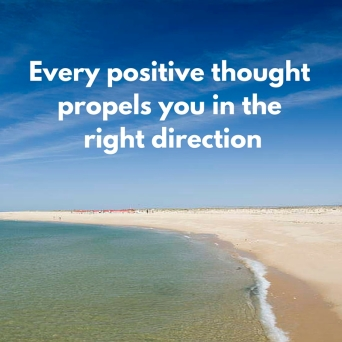 Positive thought WP