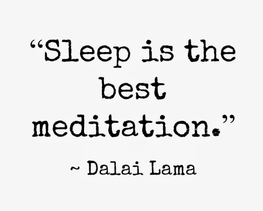 Sleep-is-the-best-meditation.-Dalai-Lama